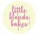 Little Blonde Bakes